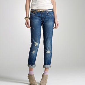 J. Crew Vintage Matchstick Broken-In Jeans 31 NWT